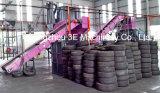 Neumático que recicla la máquina para el neumático de coche/el neumático del pasajero/el neumático de nylon/el neumático de la bicicleta/el neumático de la motocicleta con Ce/500-1000kg/H
