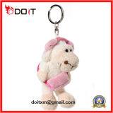 Очаровательный розовый баранины фаршированные роскошные мягкие игрушки в подарок для продвижения цепочки ключей