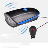 LED USBの再充電可能なヘッドライトヘッドライトフラッシュ自転車
