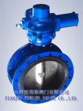 Válvula borboleta operada por motor (D941X-10/16)