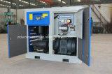 Luft abgekühlter stationärer Schrauben-Kompressor