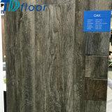 do assoalho de madeira profundo do clique WPC do carvalho de 6.5mm revestimento interno composto plástico de madeira