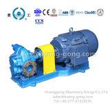2CY12/1.3 da bomba de engrenagem de transferência de óleo de lubrificação