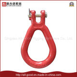 G80合金鋼鉄チェーン吊り鎖の鋳物場のホック