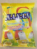 Nanan (благоухание лимона) для порошка запитка Laudry, детержентного порошка, одевает порошок запитка, порошок большого части детержентный, изготовление Кита детержентное