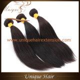 Trama peruana do cabelo do Virgin