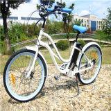 최신 남성 바닷가 함 전기 자전거