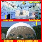 Transparent en PVC blanc de la Chine Fabricant Dome chambre