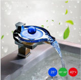 Voyant d'alimentation en eau du bassin en laiton Cascade robinet mélangeur