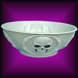 Cadeau d'artisanat d'Halloween / Parti Fournitures / Vaisselle - crânes bol à punch (WL8315)
