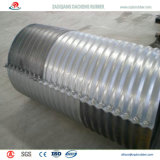 Fornecedores galvanizados ondulados anulares da tubulação a México
