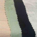 Tessuto di cotone di tela tinto del jacquard per il pannello esterno della tessile del vestito dall'indumento