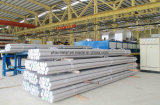 6061アルミニウムかアルミ合金棒は鋼片突き出る