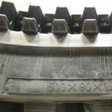 Tipo grande pistas de goma (500*90*82) para C50r- Yanmar, Yfw40 Yfw45-Yanmar