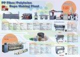 Catalogue de corde de fibre PP/usine de fabrication Polytwine