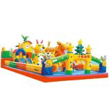 Зал для занятий фитнесом Bouncer надувной замок с прыгающими мячами для детей надувные игрушки (JS4007)