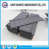 Mattonelle di tetto rivestite di Nosen del metallo dello Alluminio-Zinco di acciaio della pietra variopinta della lamiera