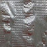 Spandex, der strickendes Veloursleder-einschlaggewebe für Kleid-Schuh-Kleid bronziert