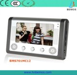 2017 Intelligent Video Portero con Hand-Free Intercom