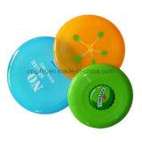 Hot Sale Frisbee de plástico com logotipo completo para brinquedos para animais de estimação