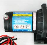 UTV hors route treuil électrique avec corde synthétique 12V 4500lbs-1