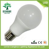 PBT Cover Aluminum 7W E27 LED Bulb Light