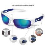 2017の販売のためのスポーツのサングラスを循環させる熱い販売の循環ガラスの方法および普及した循環のゴーグル