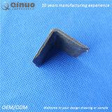 1.5 Espessura L protetores de borda de canto plásticos da forma