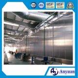 Riga di rivestimento industriale della polvere di Autoamtic con l'alta qualità