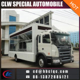 큰 크기 중국 이동할 수 있는 발광 다이오드 표시 밴 Body Outdoor 발광 다이오드 표시 트럭