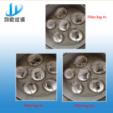 Sistema de troca de calor de uso agrícola Multi Bag Filtro Taxa de fluxo 20t / H Filter