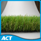 Prato inglese artificiale dell'erba di asilo variopinto per il giardino (L40)