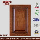 Porte d'armoires de cuisine en bois Antique Design (GSP5-019)