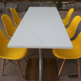 Table de restaurant 6 Seaters Acrylic Solid Surface Used