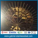 201ステンレス鋼のMatal流行の装飾的なスクリーン