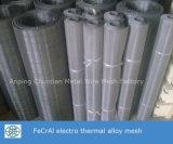 暖房抵抗のFecralの合金によって編まれる金網