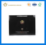 Роскошный мешок подарка покупкы бумаги цвета слоновой кости (высокое качество)