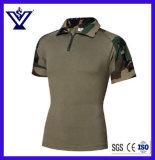 Архив военных футболка одежды единообразных (SYSG-2010)
