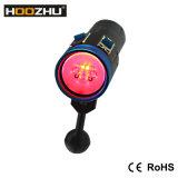 V13 la lampe de vidéo de plongée de couleur du CREE la plus chaude DEL cinq