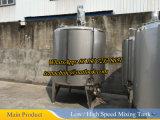 depósito mezclador de acero inoxidable (IVA), mezcla de acero inoxidable