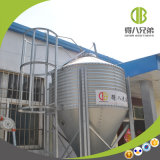 Силосохранилище используемое для хранения питания в больших и среднего размера фермах