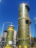 De Toren van de ontzwaveling van FRP/GRP /Gfrp wordt gemaakt dat