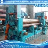 Mclw11stnc-20X2500 на польностью гидровлической гибочной машине плиты CNC