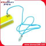 для кабеля данным по USB iPhone6 6plus цветастого Nyon