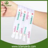 Wristbands сублимации ткани печати с замком скольжения