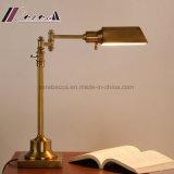 Estilo Americana protege el ojo de la luz de lámpara de mesa de lectura de escritorio