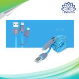 번개와 마이크로 USB 케이블 우수한 내구재 Sync 및 빠른 비용을 부과 케이블 코드2 에서 1