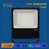 200W 110lm/W 85-265V SMD3030 옥외 LED 플러드 빛