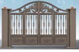 De gegoten Deur van de Villa van de Deur van de Poort van de Deur van de Tuin van de Veiligheid van het Aluminium