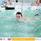 СПА заплывания мощной СПЫ Swim Jacuzzi двигателей Swim крытая портативная с оборудованием спорта